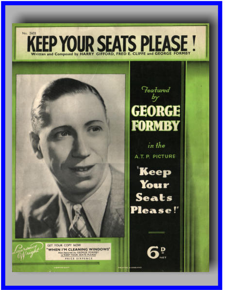George Formby - A to Z